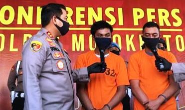 Dua Pembunuh Berencana di Mojokerto Terancam Hukuman Mati
