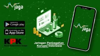 Aplikasi JAGA Bansos KPK Dibanjiri Laporan